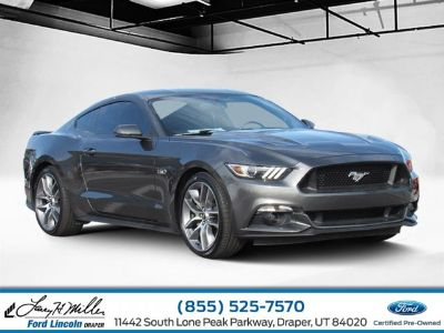 2017 Ford Mustang GT (silver)