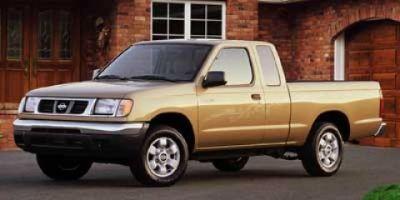 1998 Nissan Frontier XE (BLACK)