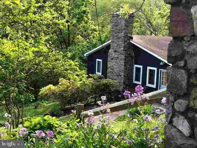 33531 Snickersville Tpke BLUEMONT Two BR, charming cabin