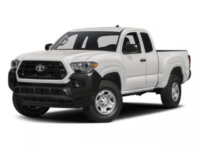 2017 Toyota Tacoma (Red)