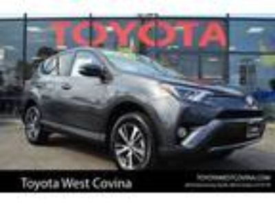 Used 2018 Toyota RAV4 Magnetic Gray Metallic, 25.9K miles