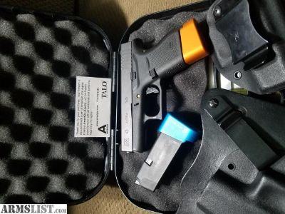 For Sale: Glock 43 Talo.