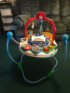 Fisher Price Laugh And Learn Jumperoo
