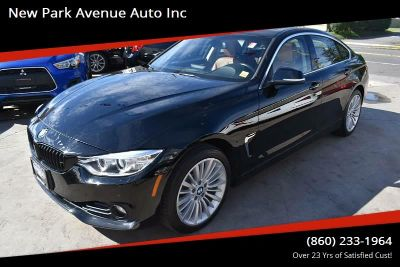 2015 BMW 4 Series 4dr Sdn 428i xDrive AWD Gran C (Black)