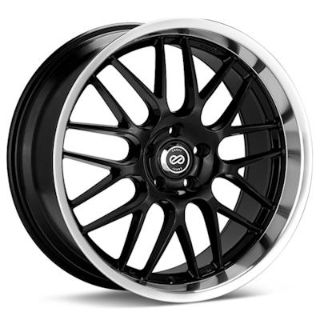 Sell Enkei LUSSO, 18 x 7.5, 5x114.3, 42mm Offset, Black (1) Wheel/Rim motorcycle in Roanoke, Texas, US, for US $174.80