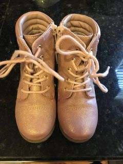Size 9 sparkly boots