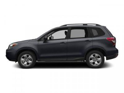 2015 Subaru Forester 2.5i Limited (Dark Gray Metallic)