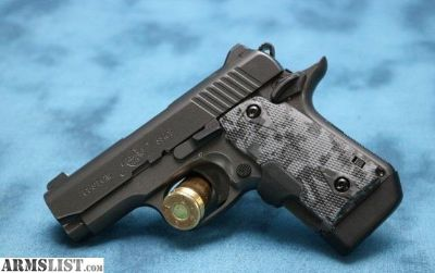 """For Sale: New In Box KIMBER MICRO 9MM COVERT 3"""" BARRELL For Sale"""