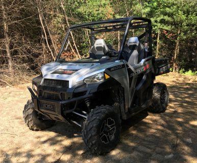 2015 Polaris Ranger XP 900 EPS Side x Side Utility Vehicles Barre, MA