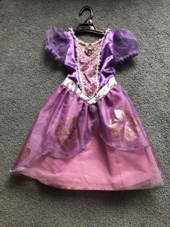 Sofia the first size 3/4t Halloween customer worn once $7.00. Located in Bethlehem. Cross posted.