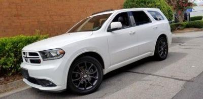 2017 Dodge Durango (WHI)