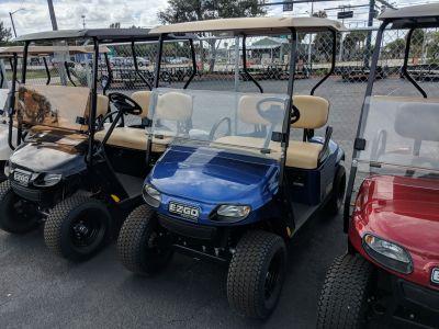2018 E-Z-Go TXT Valor Gas Golf carts Fort Pierce, FL