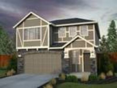 The Columbia by New Tradition Homes: Plan to be Built