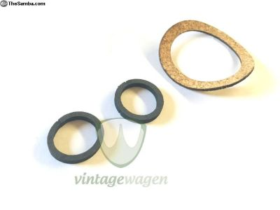 Split Brake Fluid Reservoir Gasket Repair Kit