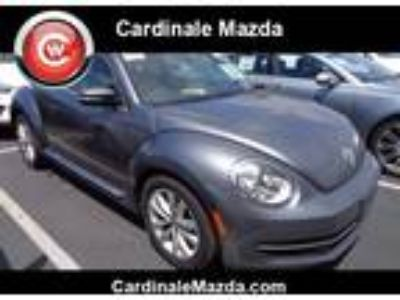 Used 2013 Volkswagen Beetle Coupe Gray, 35.2K miles