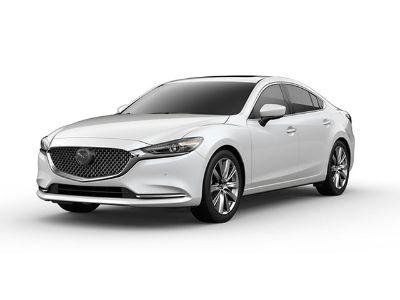2018 Mazda Mazda6 signature (Snowflake White Pearl Mica)