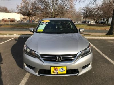 2013 Honda Accord Sedan EXL 4dr I4 Auto EXL