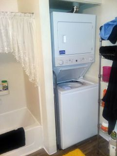 Kenmore over sized washer/dryer