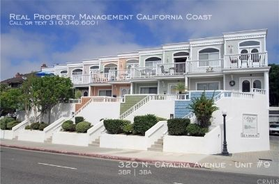 Gorgeous Beach Townhouse w/Ocean Breezes+Central A/C+3 Patios+Private Garage Near RB Marina