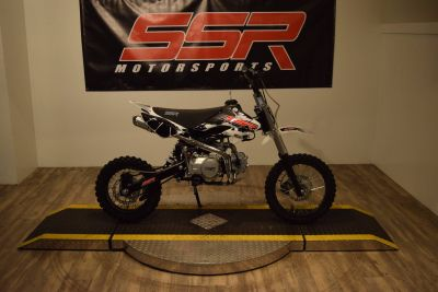 2017 SSR Motorsports SR125 Semi Competition/Off Road Motorcycles Wauconda, IL