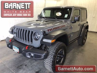 2018 Jeep Wrangler Rubicon 4x4 (Sting-Gray)