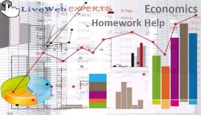 Economics Homework Help And Homework Answer