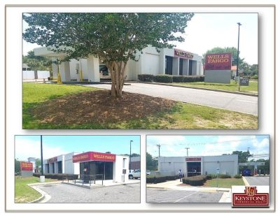 Former Wells Fargo Bank-2,418 Sf Building-For Sale-Myrtle Beach
