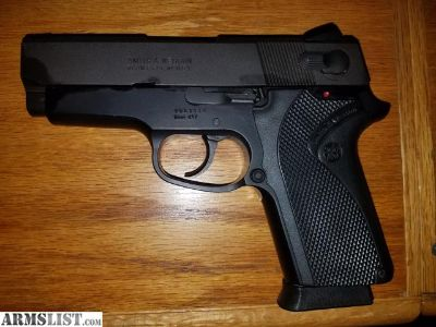 For Sale: S&W 457 45acp