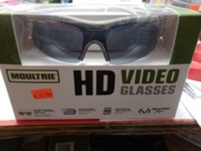 Moultrie Video Glasses