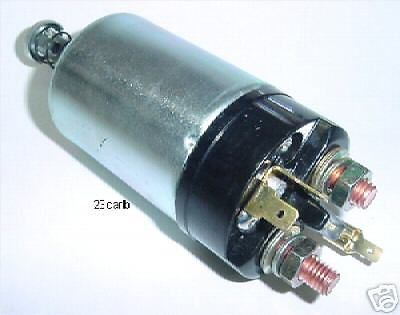 Purchase NEW STARTER SOLENOID PORSCHE 911 930 SERIES 1972-1989 BOSCH 0-331-302-097 & MORE motorcycle in Lexington, Oklahoma, United States, for US $49.95