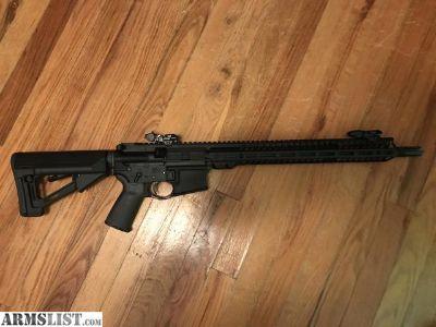 For Trade: WTT- Seekins AR15 for SS Dagger
