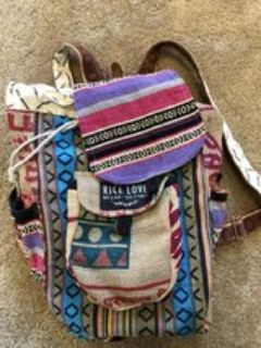Rice Love backpack