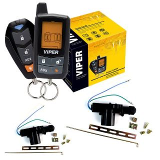 Buy Viper 5305V 2 Door Locks 2 Way Car Alarm Keyless Entry Remorte Start System motorcycle in Summerfield, Florida, United States, for US $139.95