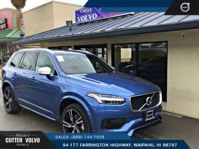 2018 Volvo XC90 R-Design (BURSTING BLUE M)