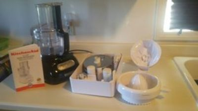 12 cup kitchenaid food processor