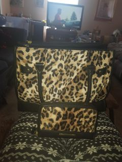 Women's purse and wallet