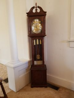 Grandmother Clock - Ridgeway