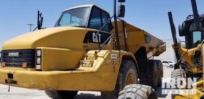 2007 Cat 740 Articulated Dump Truck