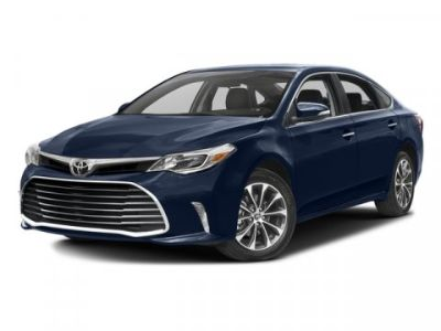 2016 Toyota Avalon XLE (Black)