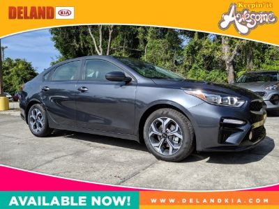 2019 Kia Forte (Gravity Grey)