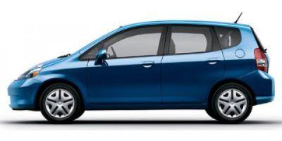2007 Honda Fit Base (Light Blue)