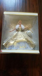 Unopened limited edition 2000 barbie
