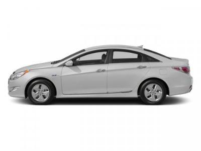 2013 Hyundai Sonata Hybrid Base (Porcelain White Pearl)