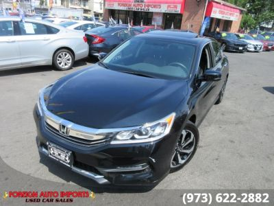 2017 Honda ACCORD SEDAN EX CVT (Crystal Black Pearl)
