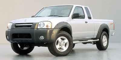 2001 Nissan Frontier XE Desert Runner (Black)