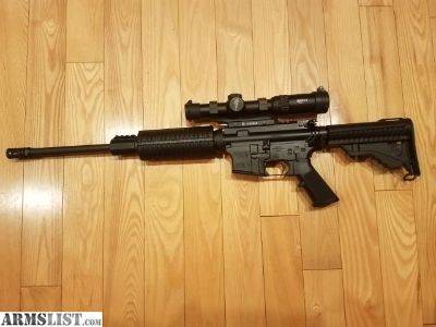 For Sale: DPMS AR15 - like new