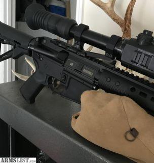 For Sale/Trade: AR .450 Bushmaster w/ Ammo