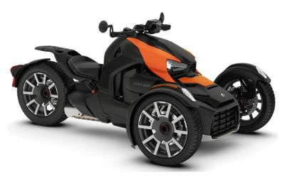 2019 Can-Am Ryker Rally Edition 3 Wheel Motorcycle Motorcycles Schenectady, NY