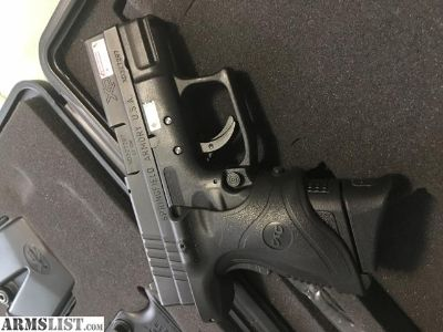For Sale: Springfield XD 40 Sub Compact