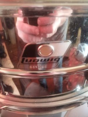 Ludwig Rocker snare 14x5 from 1986